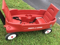 red Radio Flyer pull wagon Ashburn, 20148