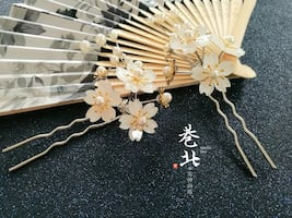 Chinese style hair pin
