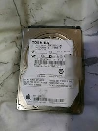 Apple hard drive 250GB