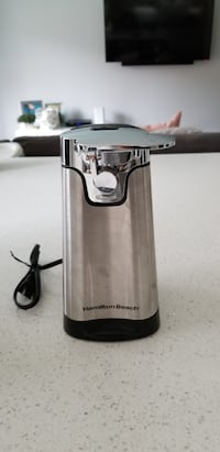 Hamilton Beach electric can opener