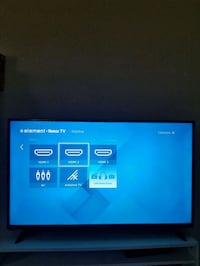 58' smart TV with brand new wall mount South Bend, 46628