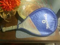 blue Spalding tennis racket Silver Spring, 20906