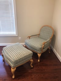 Chair with ottoman Springfield, 22153