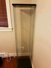 glass tower display cabinet 3815 km