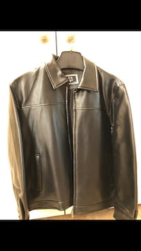 Real Italian leather jacket- high end  Schererville, 46375