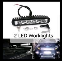 2pc 6 LED Work Lights Great Mills, 20634