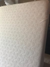 Memory foam twin mattress and box spring set. Rarely slept on, great condition. Smoke free home.  Virginia Beach, 23454