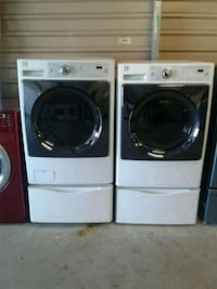 Kenmore elitefront-load washer and dryer set Travis County, 78617