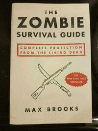 Zombie Survival Guide  Providence, 02907