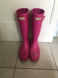 Girls Hunter Boots  Pickering
