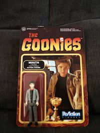The Goonies Collectible Action Figure Mouth Charleston, 29414