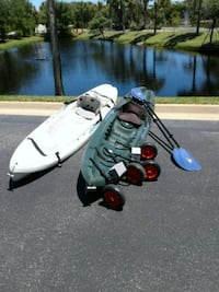 white and black personal watercraft St. Augustine, 32080