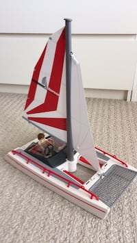 Toy sailing boat Oakville
