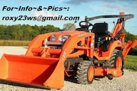 Loaded With All Options• Excellent Condition• KUBOTA2007 Kubota BX25D