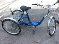 A tricycle 3-wheeler Electric Ringgold, 30736