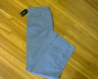Ladies Authentic Hugo Boss Jeans .Baby Blue.Size 34X34.Brand new Windsor