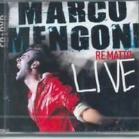 CD + DVD Re Matto Live - Marco Mengoni San Donà di Piave