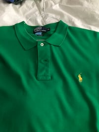 green Polo by Ralph Lauren polo shirt 49 mi
