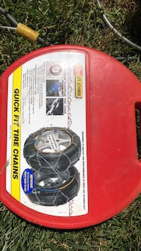 Quick Fit Tire Chains
