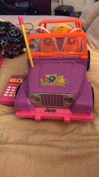 Remote control Jeep   East Liverpool, 43920