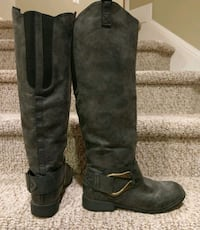 New 9 Women's knee-high Boots (Retail $59) Woodbridge, 22193