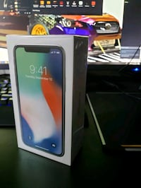 BRAND NEW iPhone X 256GB Wheeling, 60090