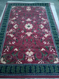 Assorted Vtg Area Rugs
