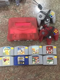 Fire Red N64 8 Games Brampton, L6V