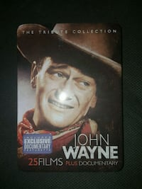 John Wayne Ultimate Film Collection DVD Collector's Set