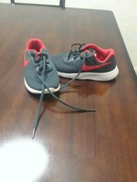 pair of gray Nike running shoes Stafford, 22554