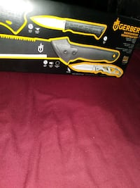 Gerber backcountry essentials kit Toronto, M9V 1A4
