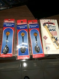 Collector spoons   North Lauderdale, 33068