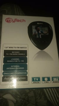 Mini TV Radyo