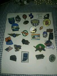 Lot of 28 hat pins Anchorage, 99503