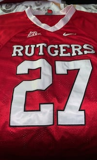 Ray rice Rutgers jersey Woodbury, 08096