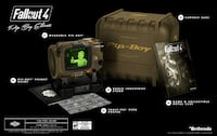New and Sealed Fallout 4 PIPBOY Edition game for Xbox One OR PS4 Waltham