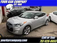 2014 Hyundai Veloster Base NORFOLK