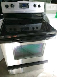 black and gray induction range oven Virginia Beach, 23464