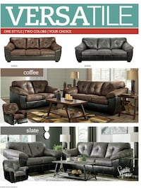 Sofa or love seat $399 no credit Check financing  Miami Beach, 33139