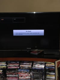 Samsung 40' flat screen tv with remote Smyrna, 30080