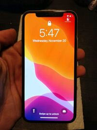 IPHONE X - FOR PARTS. GREAT CONDITION 9/10  Toronto, M6A 1Z4