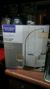 Floor Lamp (Brand New In Box) Suitland-Silver Hill, 20746