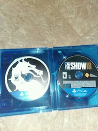 Mlb the show 18 and mortal kombat x Levittown, 19057