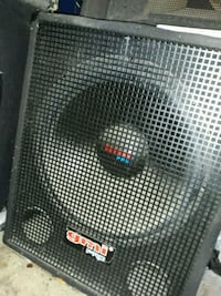 Two18' Subs passive good condition great sound The Bronx, 10472