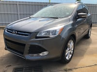 FORD ESCAPE 2014 FINANCED 3500 DOWN Houston