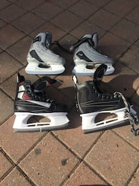 Hockey skates see listing for size and price  Brampton, L6R 2C2
