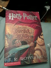 Harry Potter And The Chamber of Secrets Paperback  Louisville, 40214