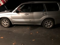 Subaru - XT - 2004-forester  Windham