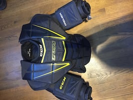 CCM tack goalie chest protectorr