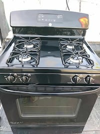 GE black gas range oven, available! Los Angeles, 90029